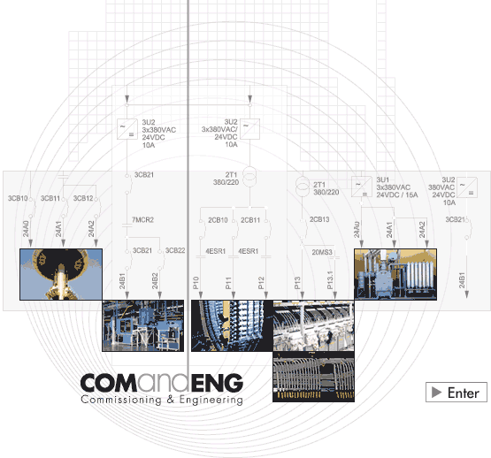 COMandENG - Commissioning & Engineering